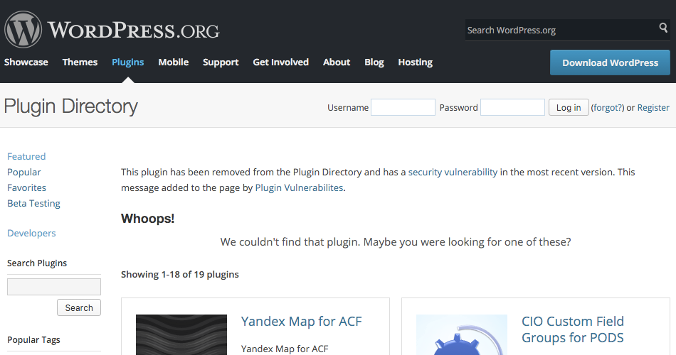 plugin-removed-with-vulnerability-notice