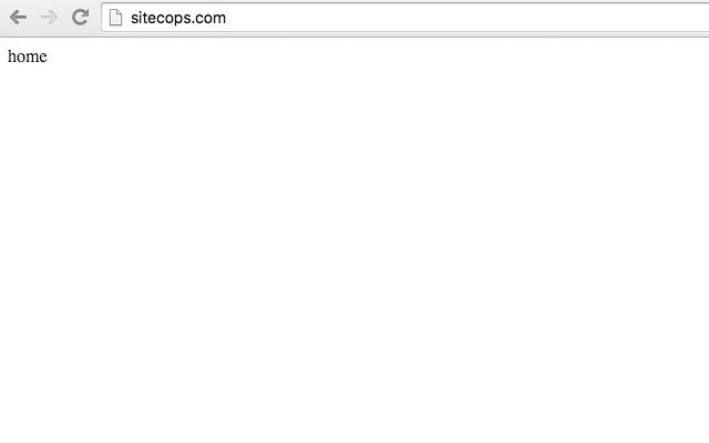 sitecops-homepage