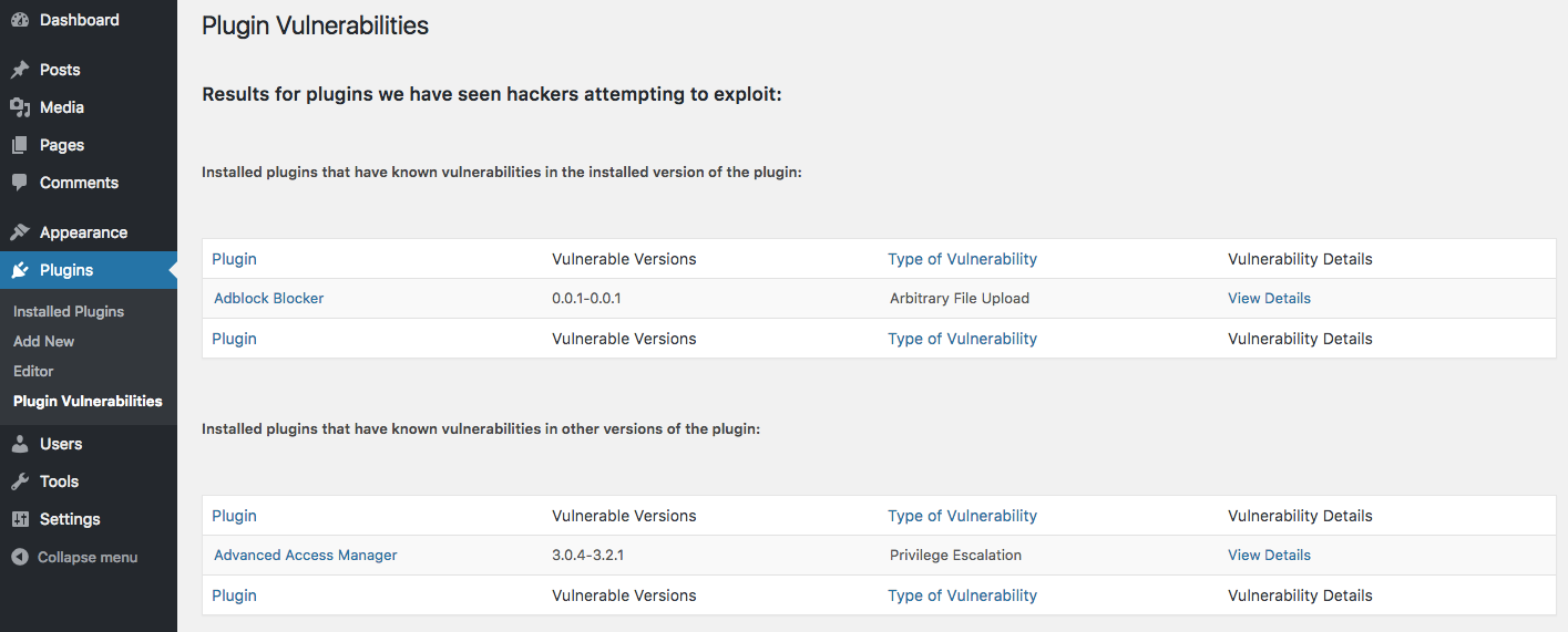 plugin-vulnerabilites-screenshot