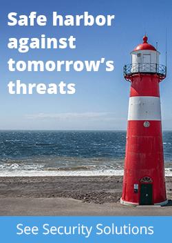 Safe harbor against tomorrow's threats